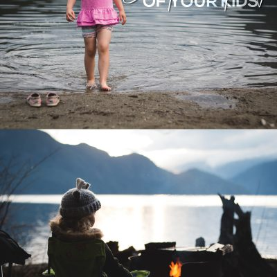 How to Take Great Pictures of Your Kids