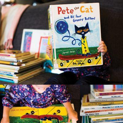 BEST Preschool Counting Books