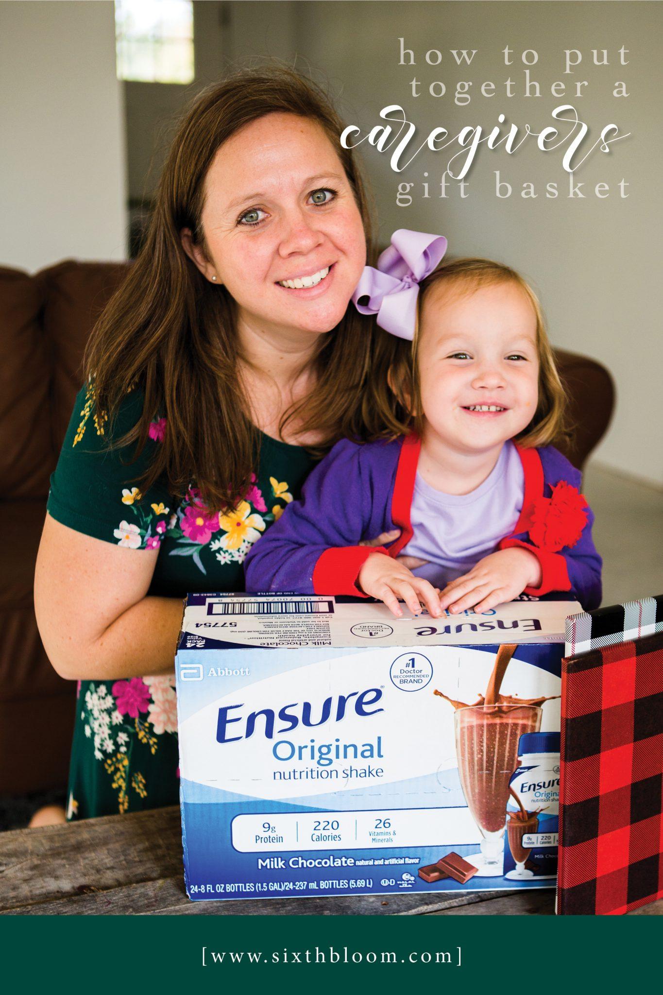 caregivers basket
