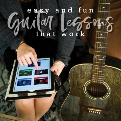 Easy and Fun Guitar Lessons that Work