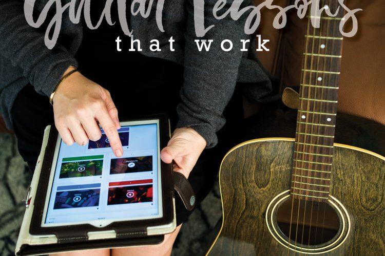 Easy and Fun Guitar Lessons
