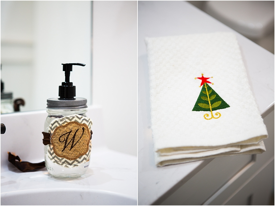 4 Small and Easy Holiday Bathroom Decor Ideas