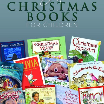 41 Best Christmas Books for Children