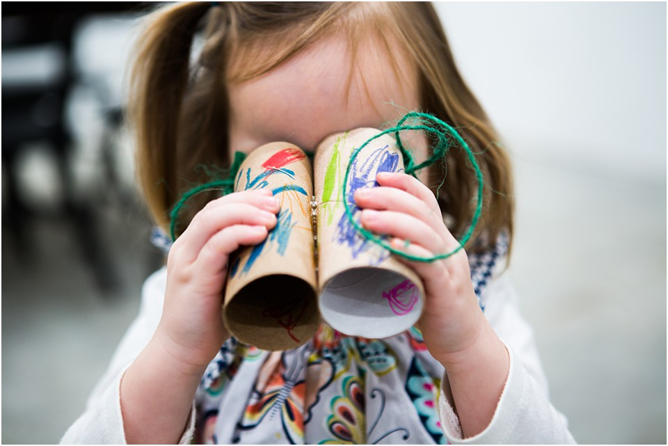 binocular craft for preschoolers