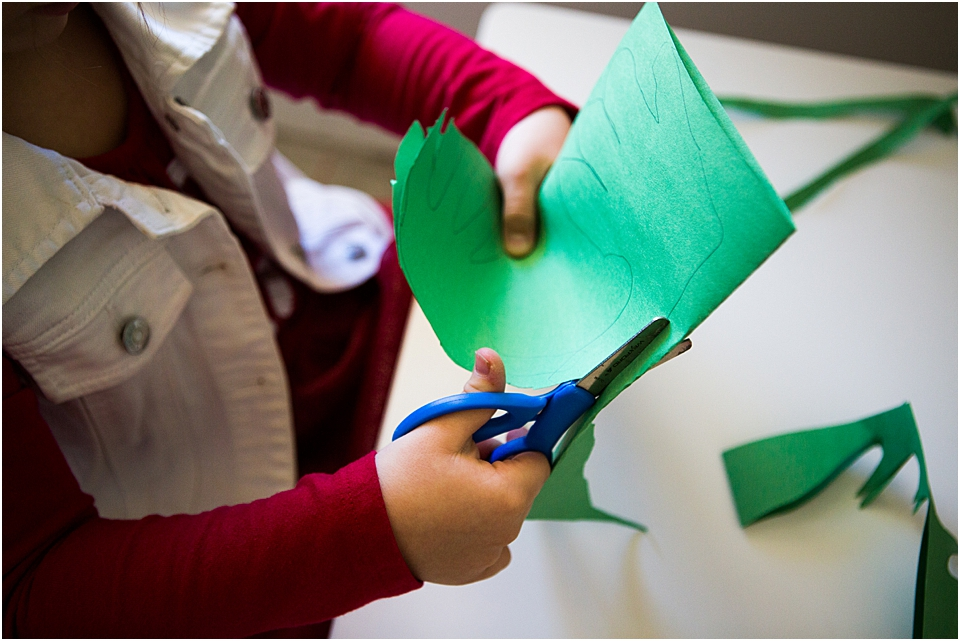 Preschool Handprint craft