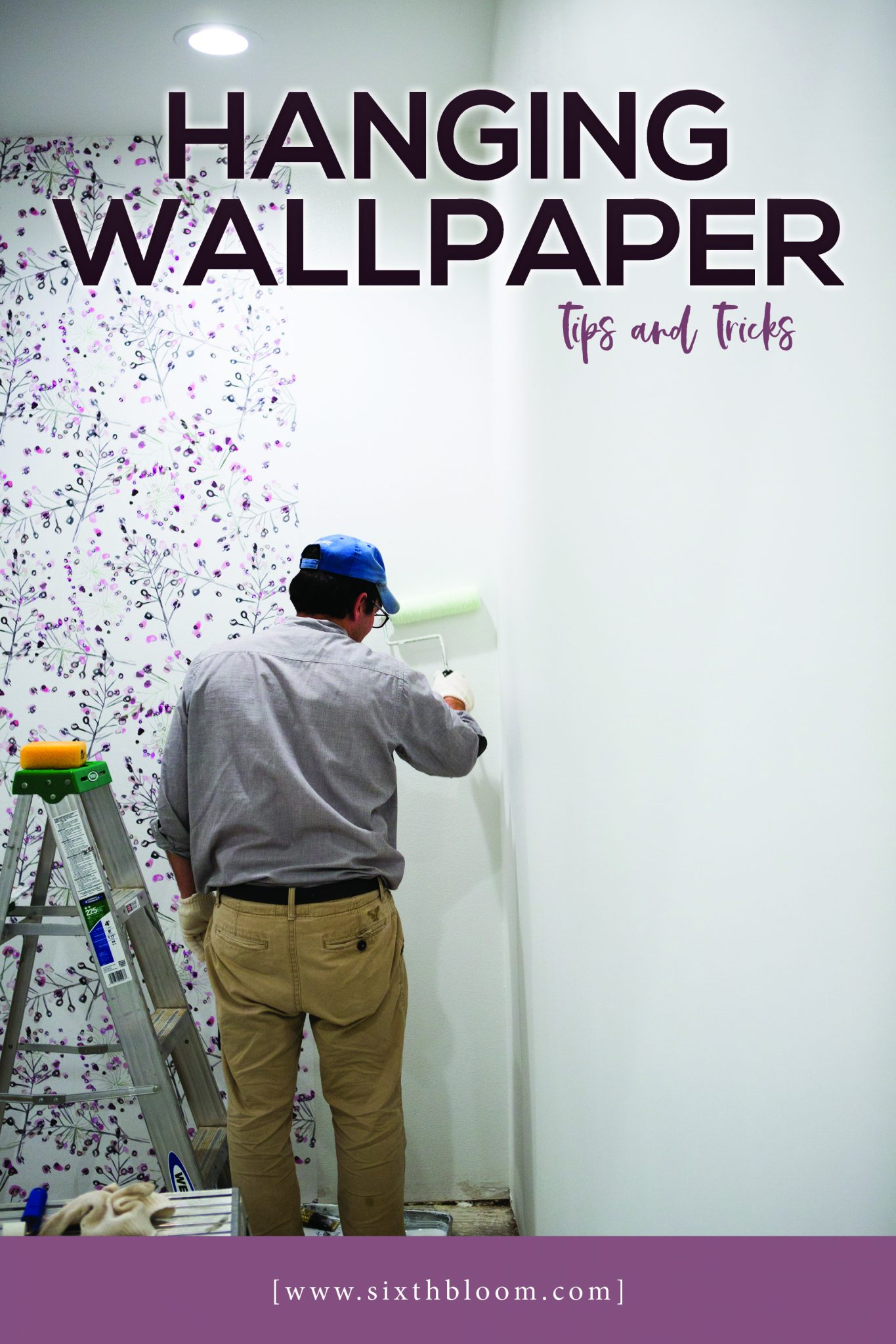 hanging wallpaper tips