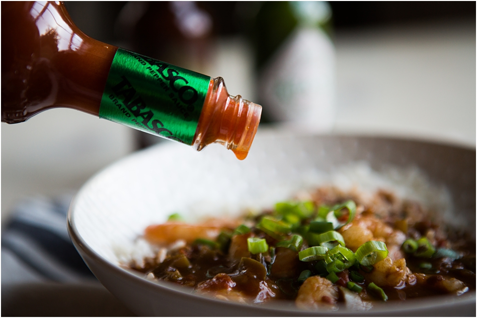 Instant Pot Shrimp Etouffee Recipe