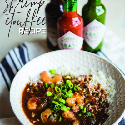 Shrimp Etouffee Instant Pot Recipe