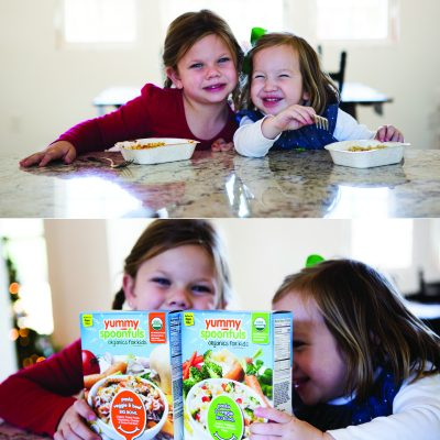 Yummy Spoonfuls – Kids Quick Lunch