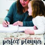 the perfect planner