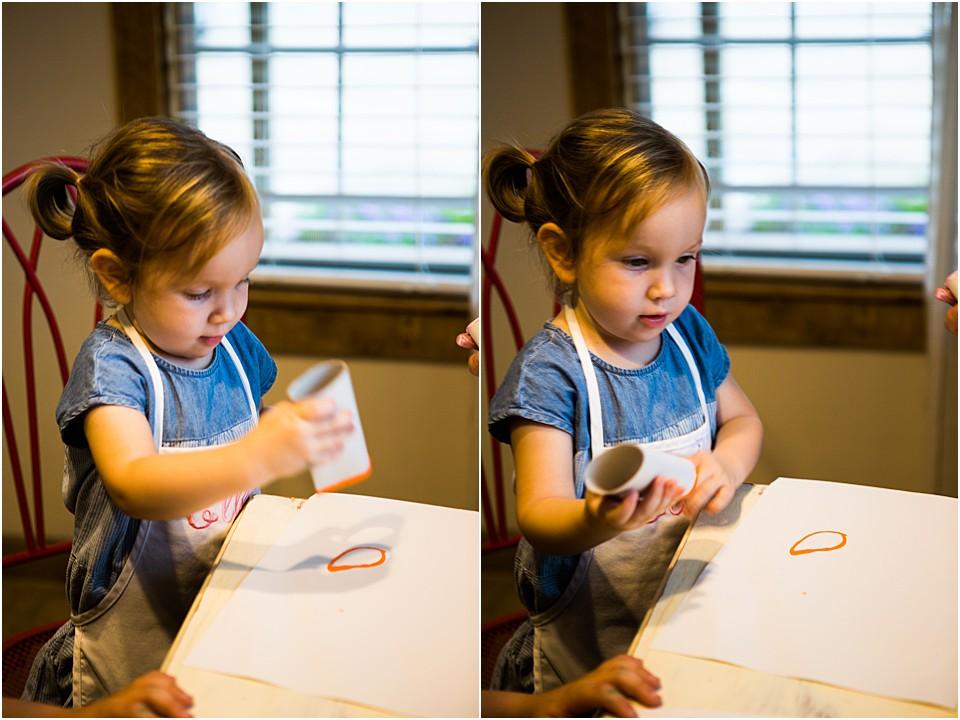STEAM activity for preschoolers