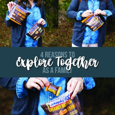 4 Reasons to Explore and Adventure as a Family