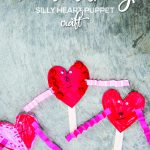 Valentines Day Preschool Craft