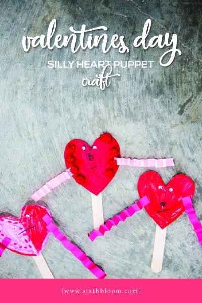 Valentines Day Preschool Craft