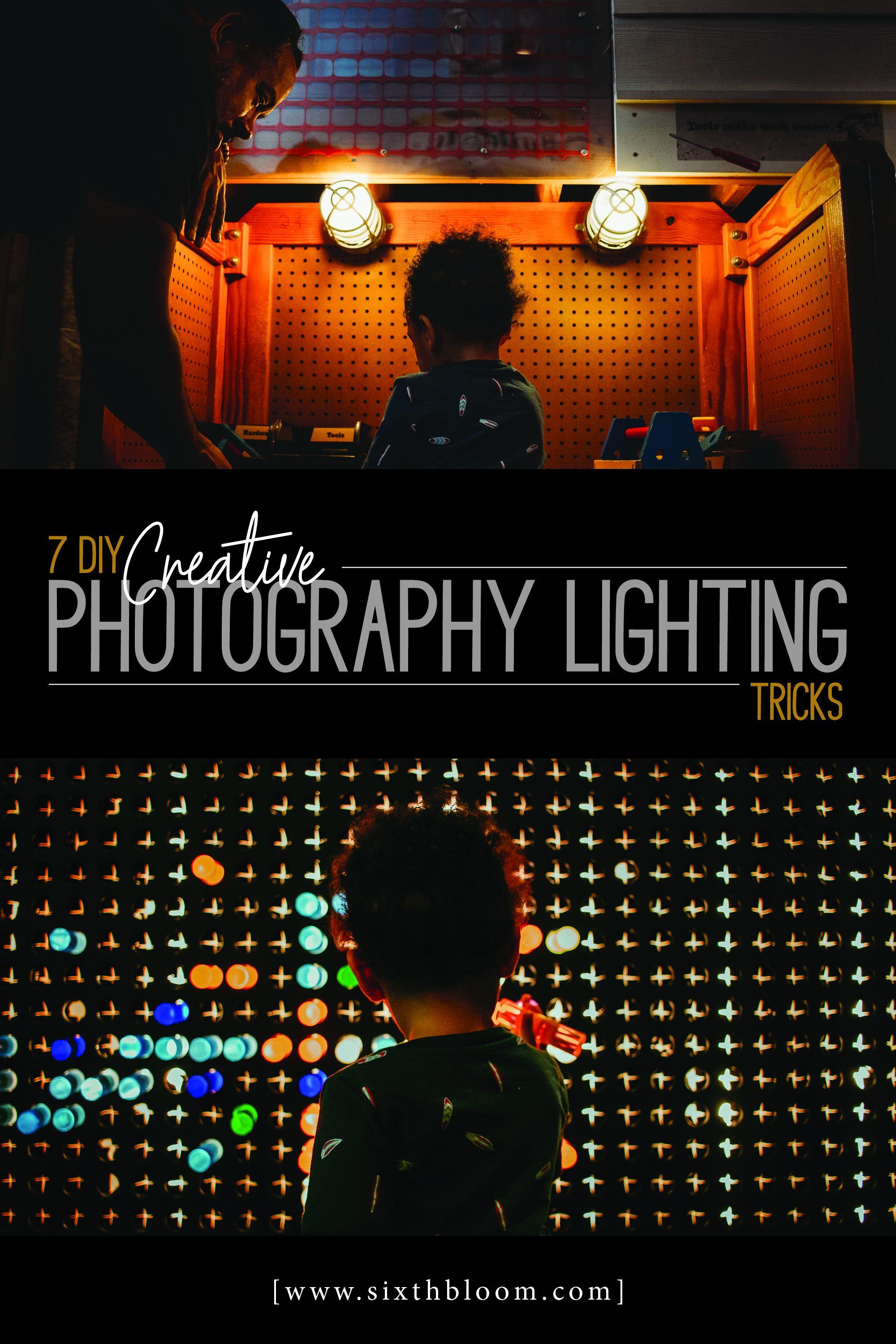 DIY Creative Lighting Tricks