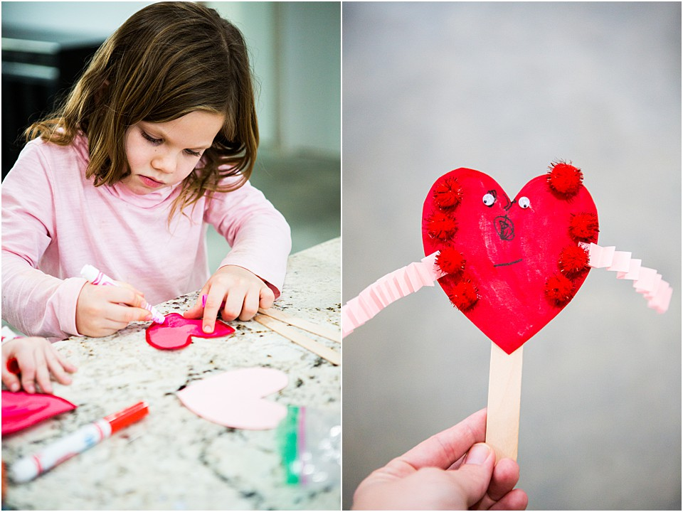 Preschool Valentines Day Craft