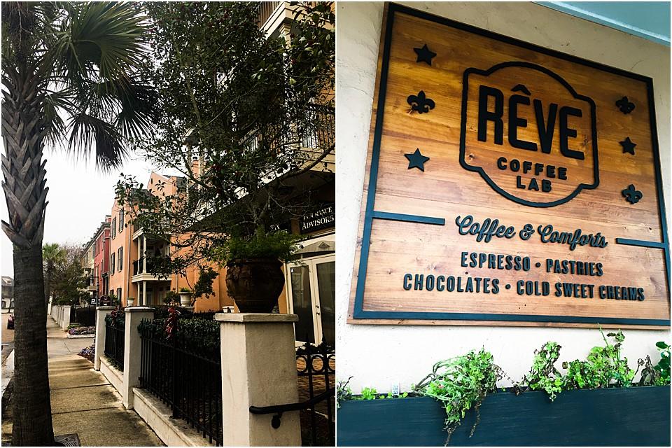 Reve Coffee Lafayette LA
