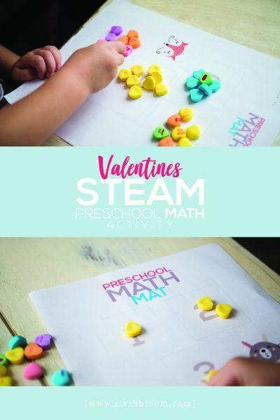 STEAM Valentines Day Activity