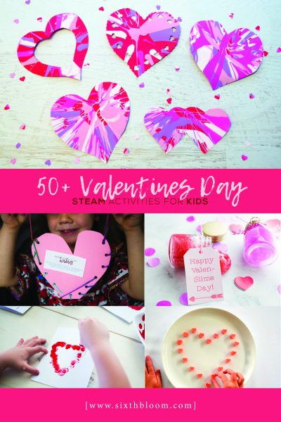 Valentines Science Experiment