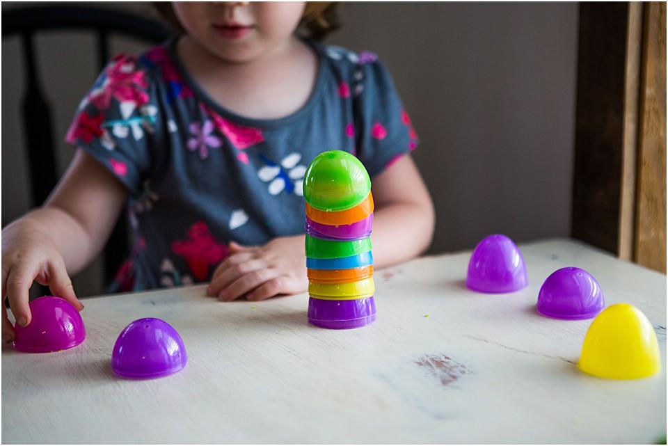 Easter Engineering Activity for Preschoolers