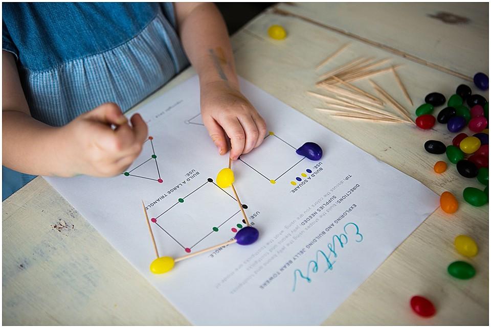 Easter Math Activiites