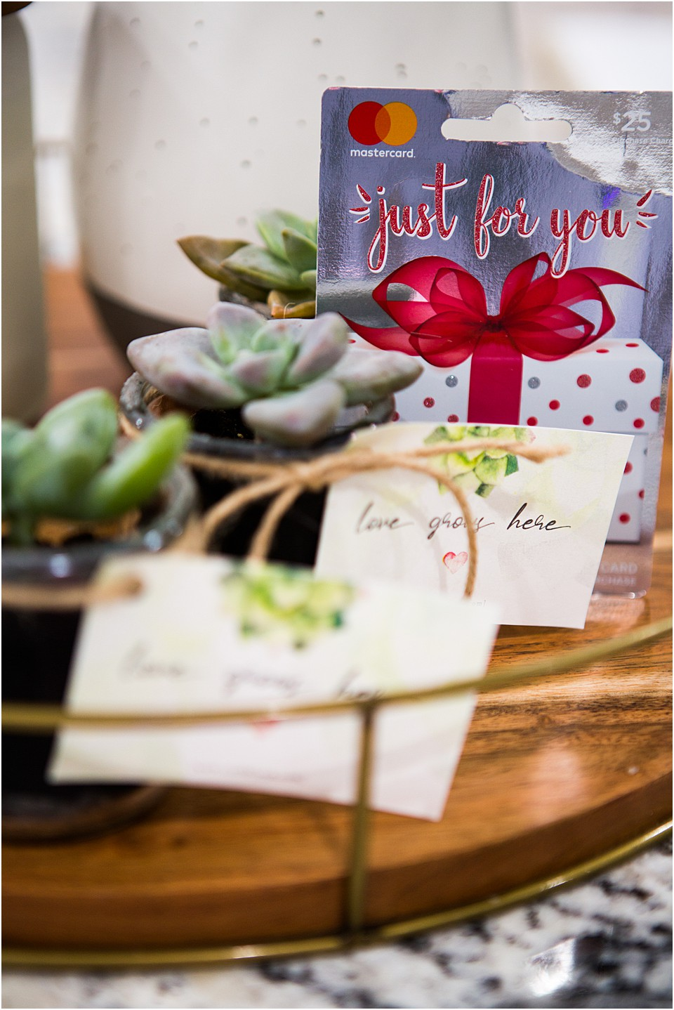 Love Grows Here - Free Printable