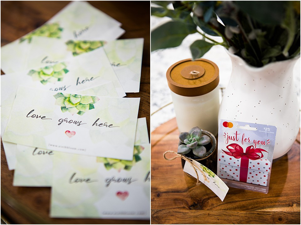 Love Grows Here - Free Printable