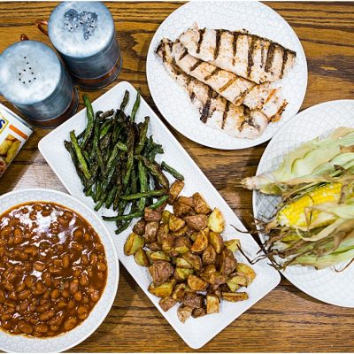 Meal Time Made Easy with BUSH'S Savory Beans