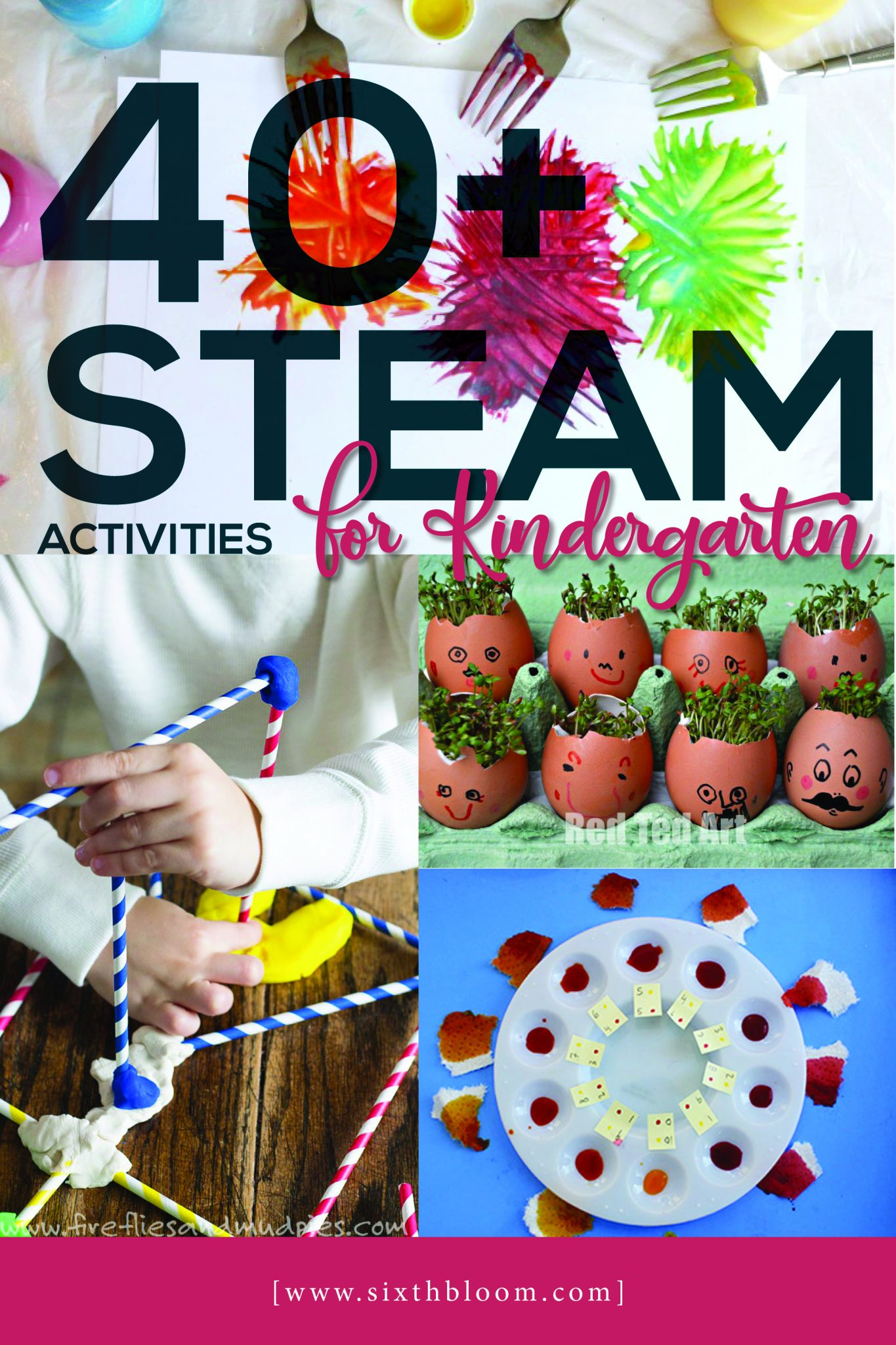 Kindergarten STEAM activities