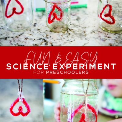 Fun & Easy Science Experiment for Preschoolers