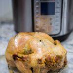 Frozen Chicken Instant Pot