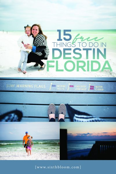 15 Free Things to do in Destin FL