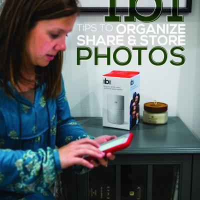 ibi – Tips to Organize, Share & Store Photos