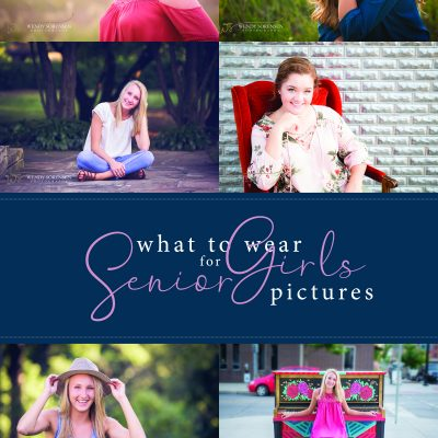 10 Tips: What to Wear for Senior Girls Pictures
