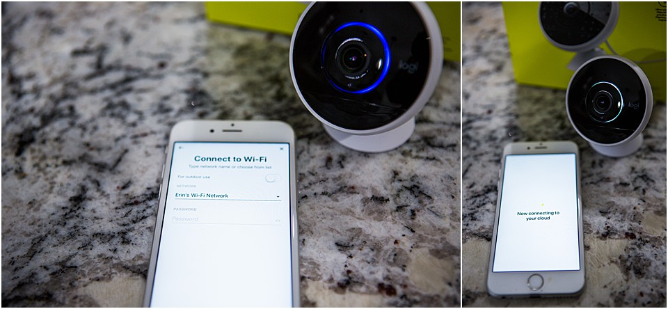 Whole Home Security with Logitech Circle 2