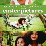 what to wear for family spring portraits