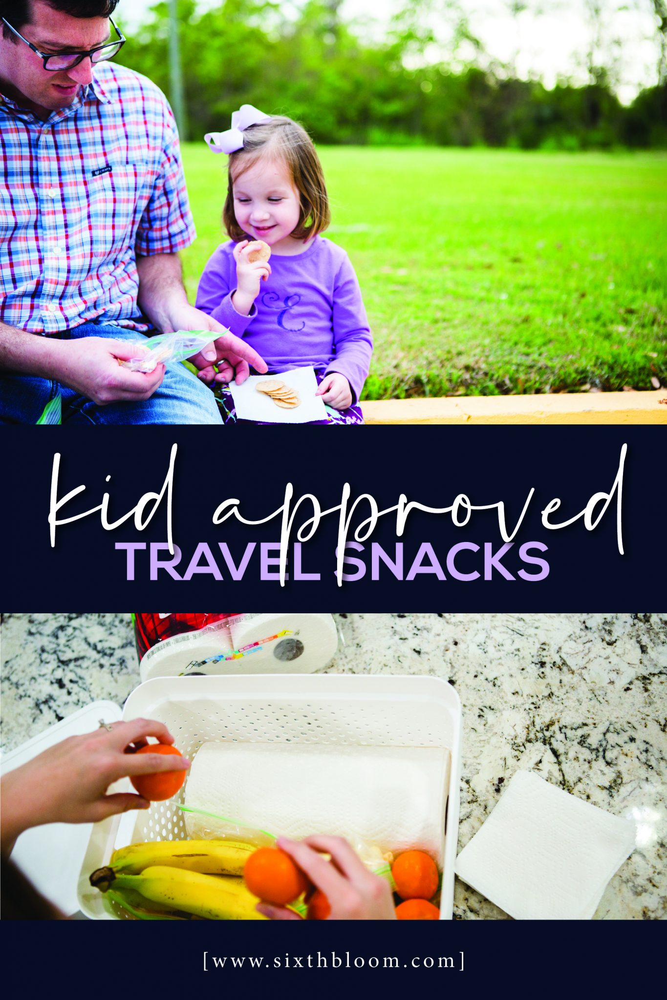 Travel Snack Ideas for Kids