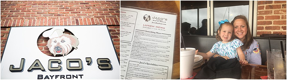 Jaco's what to eat