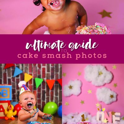 Ultimate Guide to Cake Smash Photos