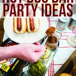 Ultimate Hot Dog Party List