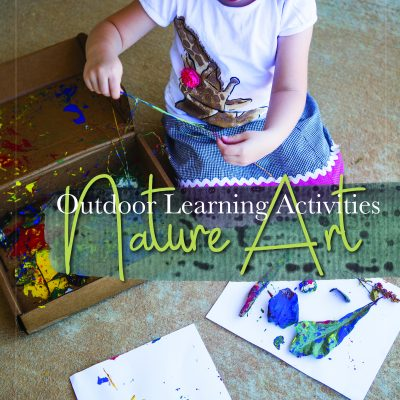 Outdoor Learning Activities – Nature Art