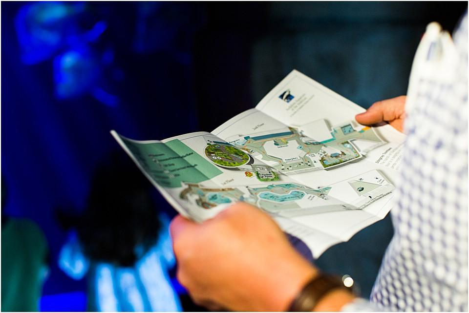 map of the new orleans aquarium