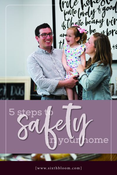 safety in your home