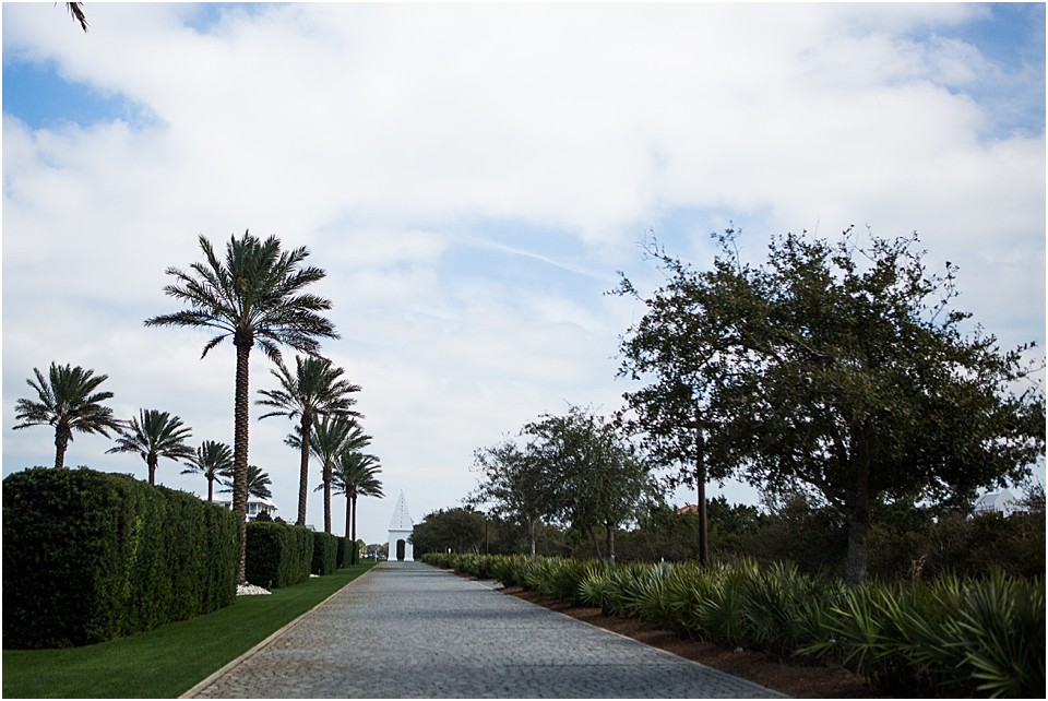 road in alys beach