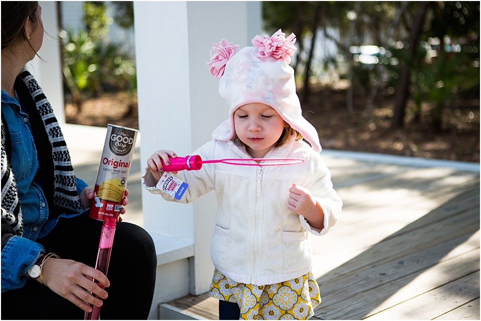blowing bubbles in seaside florida