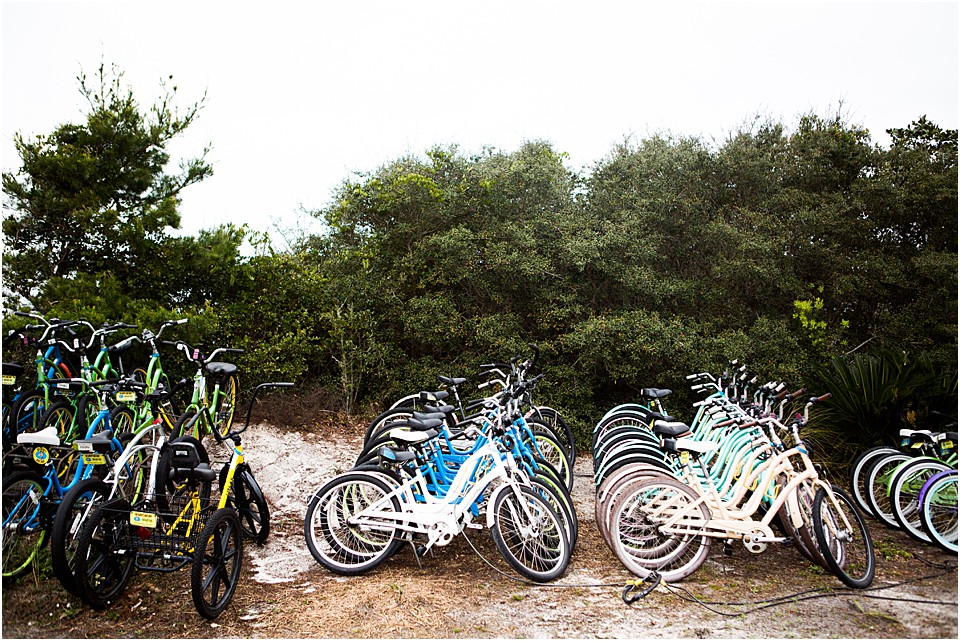 rental bikes in blue mountain beach