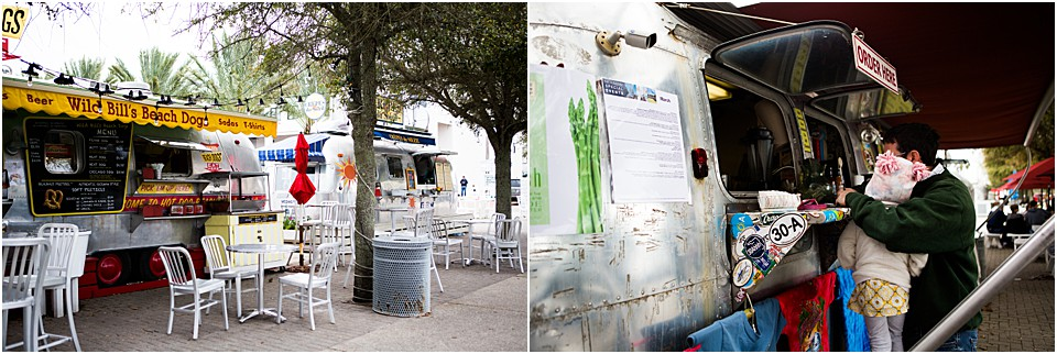 airstream food row in seaside florida