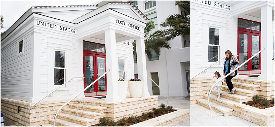 post office in seaside florida