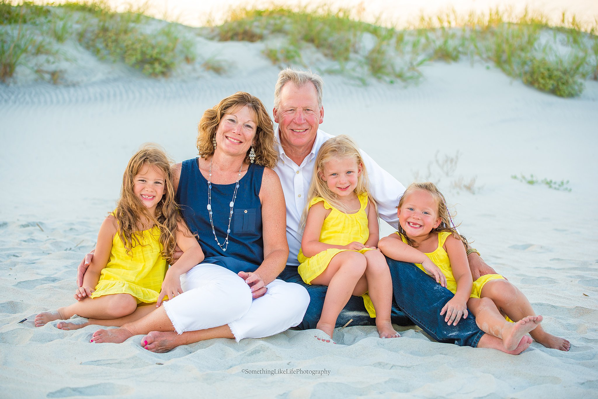 family photos at myrtle beach