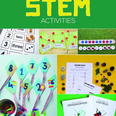 23 Math STEM Activities
